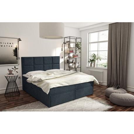 Kontinentálna posteľ Hudson Lux 2