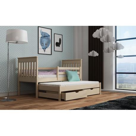 Poschodová posteľ Chantel