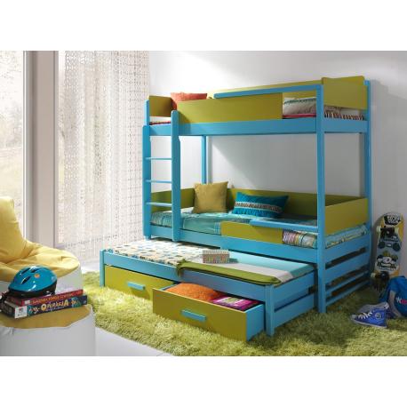 Poschodová posteľ Stagioni 180