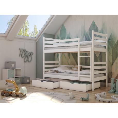 Poschodová posteľ Aero