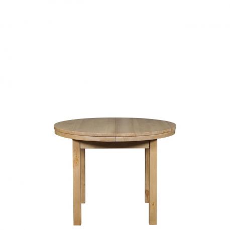 Okrúhly drevený stôl Rabanne
