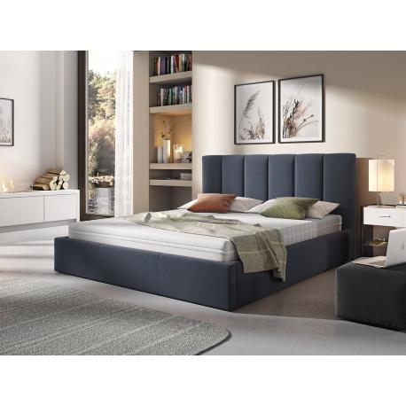 Čalúnená posteľ Werbena s roštom