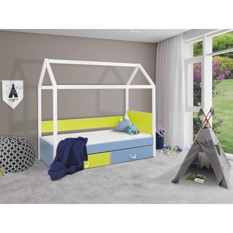 Jednolôžková posteľ Fitonia 90