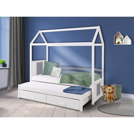 Dvojlôžková posteľ Hera 80