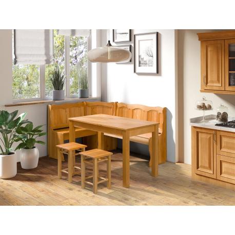 Kuchynský kút + stôl so stoličkami Soter I