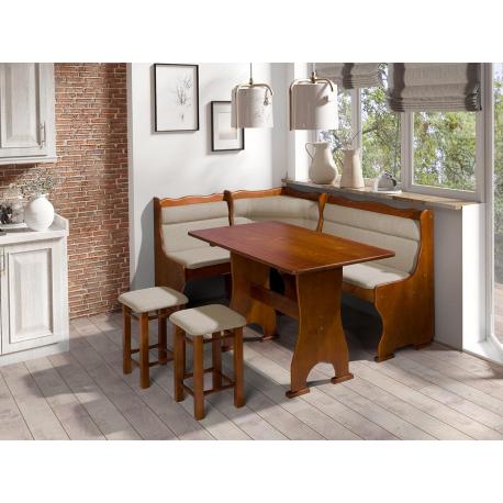 Kuchynský kút + stôl so stoličkami Porfiry