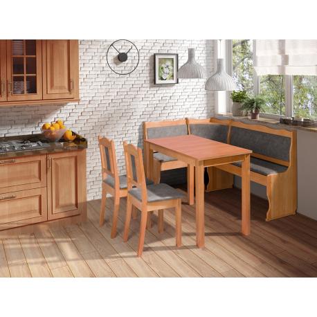 Kuchynský kút + stôl so stoličkami Mexic III