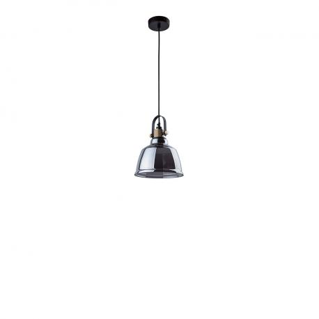 Závesná lampa Amalfi smoked 9152