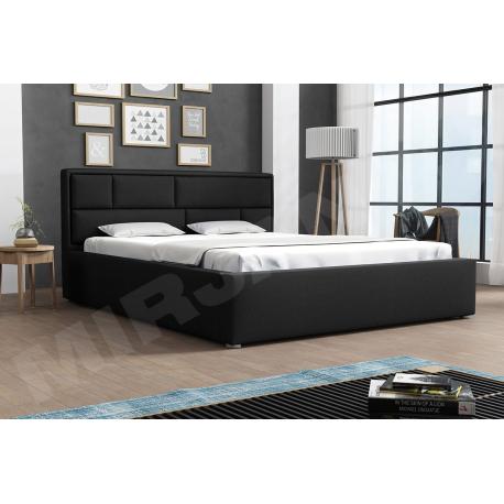 Čalúnenná posteľ s roštom Nido