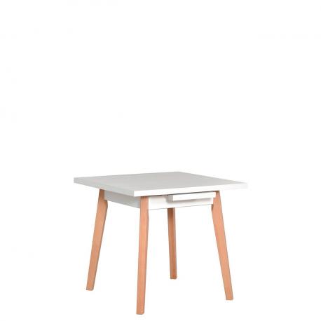 Rozkladací štvorcový stôl Harry 80 x 80/110 I L
