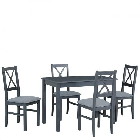 Stôl so stoličkami - AL16