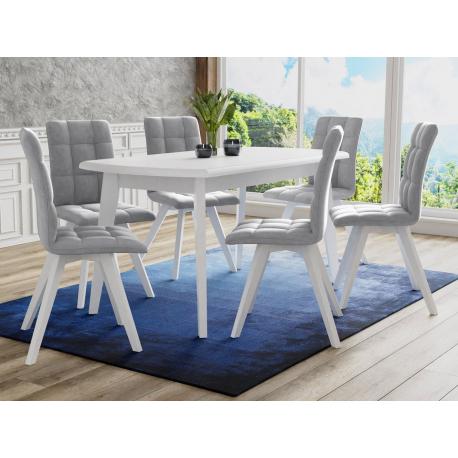Rozkladací stôl so 6 stoličkami - RK053