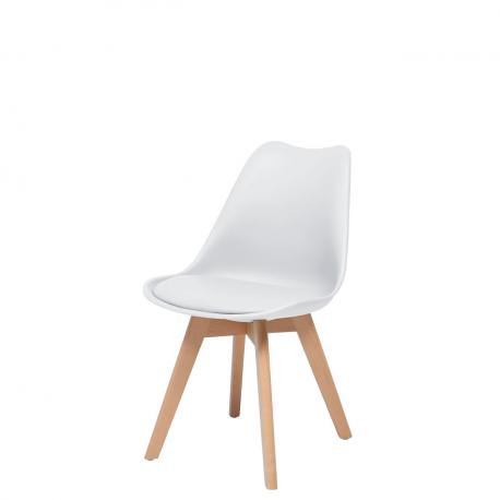 Sada dvoch moderných stoličiek Jazz