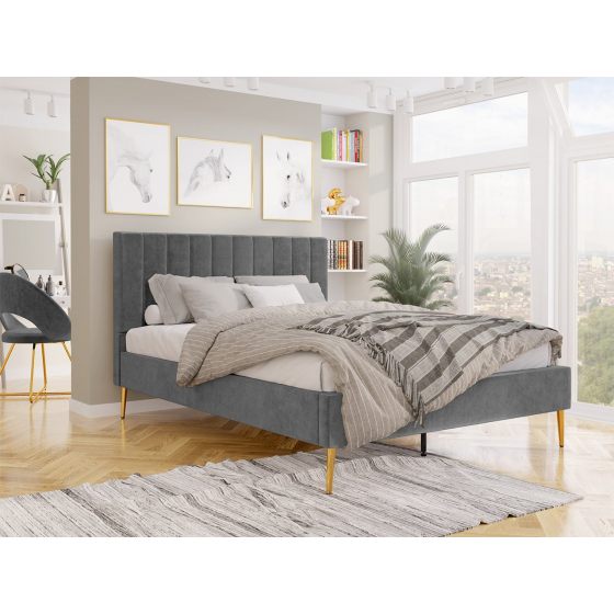 Čalúnená posteľ Blues