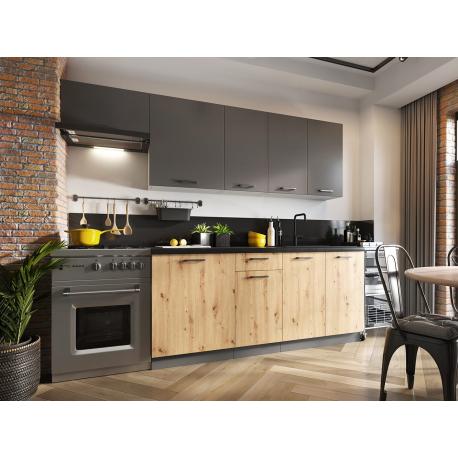 Zostava kuchynského nábytku Turan 1 240