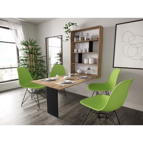 Moderný nástenný stôl Eden