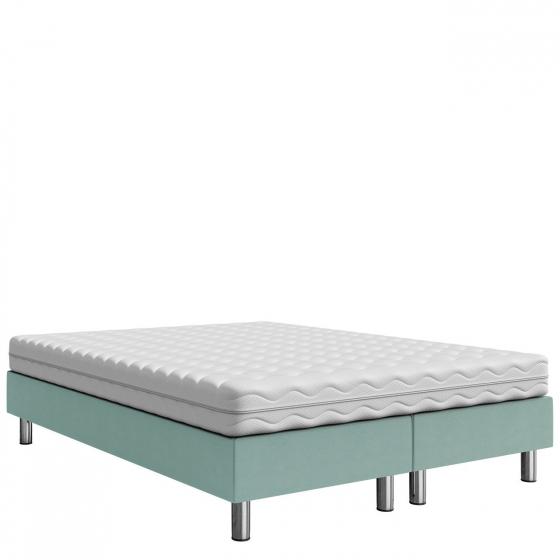 Čalúnená manželská posteľ Estelle-Baza