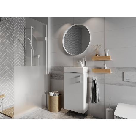 Kúpeľňová skrinka s umývadlom Tytus