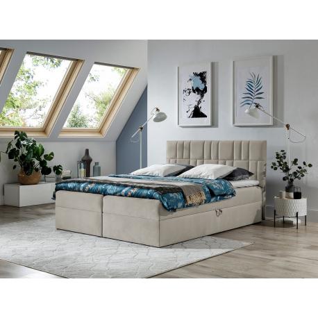 Kontinentálna posteľ Borneo 3