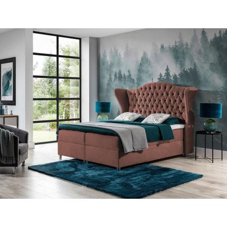 Kontinentálna posteľ Limpopo