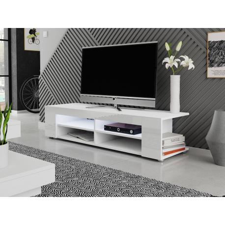 Tv stolík/skrinka s osvetlením Wriz