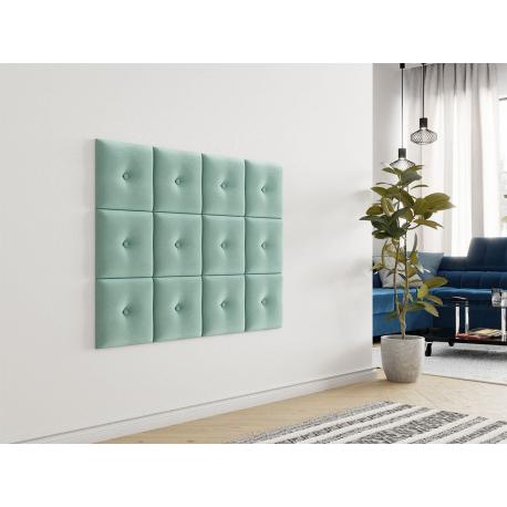 Čalúnený nástenný panel Pag Pik 30x30