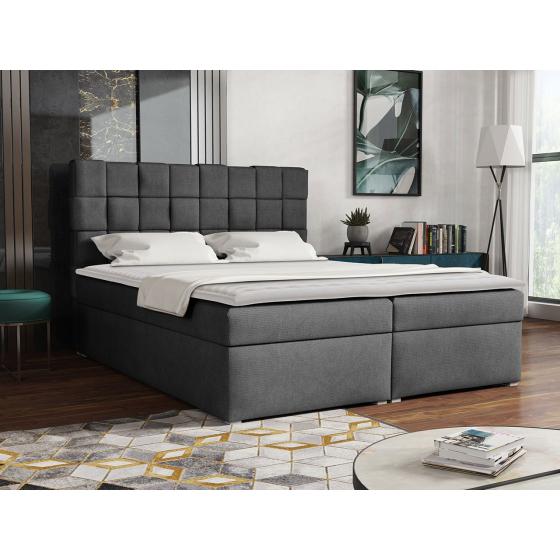 Kontinentálna posteľ Kinec Box