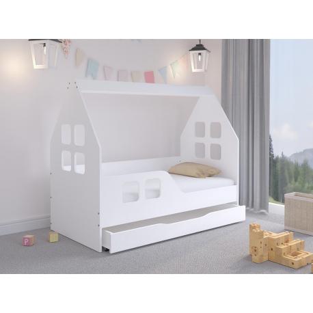 Detská posteľ Navid 140x70 cm