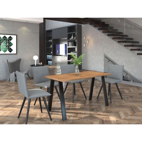 Jedálenský stôl Klaudian 138x67