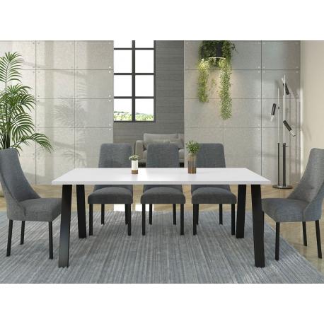 Jedálenský stôl Klaudian 185x90