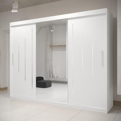Skriňa s posuvnými dverami Remusko 1 250
