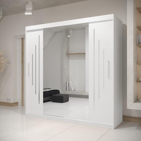 Skriňa s posuvnými dverami Remusko 1 180