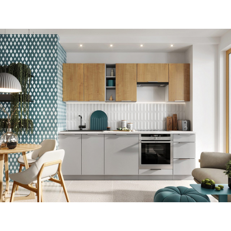 Kuchynský nábytok Fra DK 240