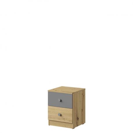 Nočný stolík Mauve WK09