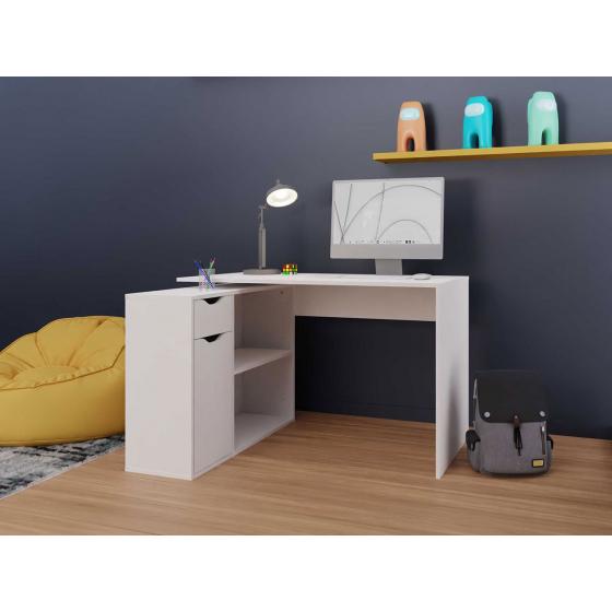 Písací stôl s regálom Fulmar