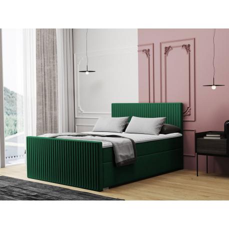Kontinentálna posteľ Makhai