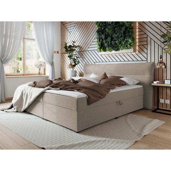 Kontinentálna posteľ Tacjan