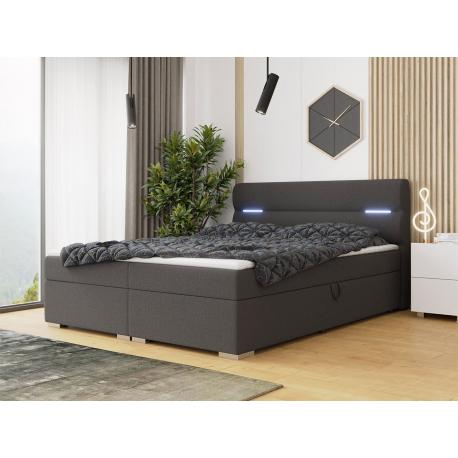 Kontinentálna posteľ Serrula