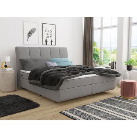 Kontinentálna posteľ Klarenko