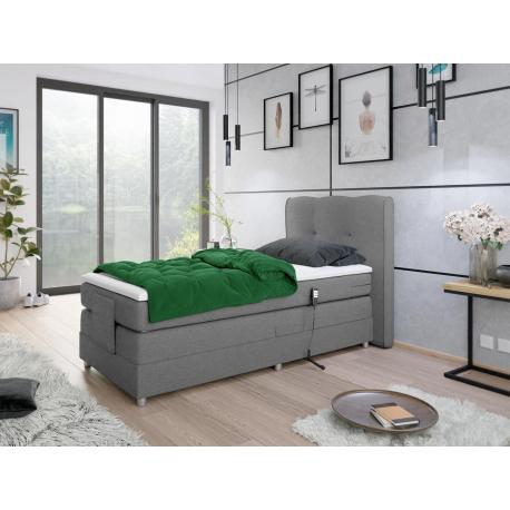 Jednolôžková polohovateľná posteľ Fawila