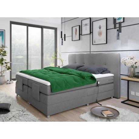 Dvojlôžková polohovateľná posteľ Fawila