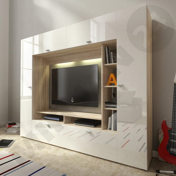 Obývacia stena Navia