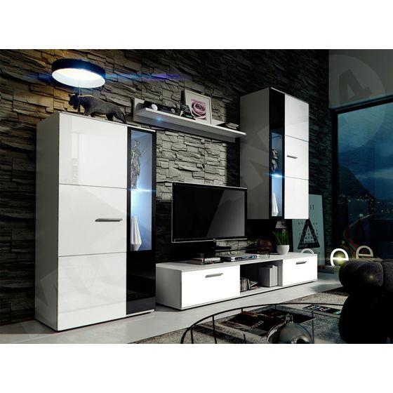 Obývacia stena Akon