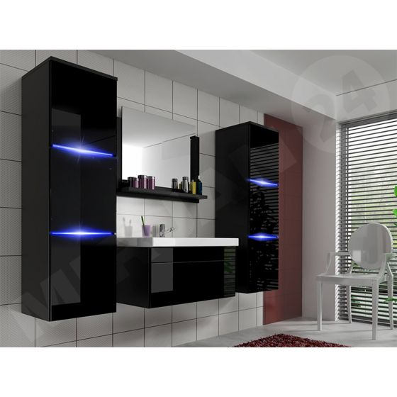 Kúpeľňový nábytok Brico