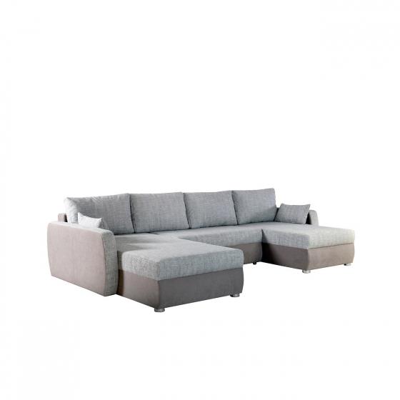 Rohová sedacia súprava Toffino U