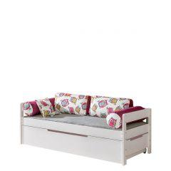 Dvojlôžková študentská posteľ Norys NO1 + NO3