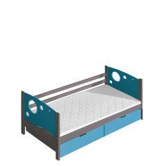 Študentská posteľ Mewil