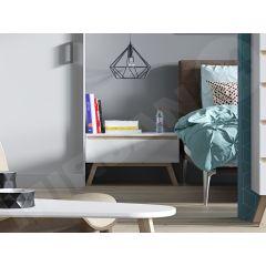 Komoda nízka - Nočný stolík Ducan