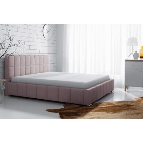 Čalúnená posteľ Ninjago