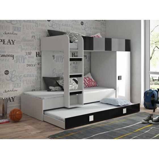 Poschodová posteľ Tomson 2